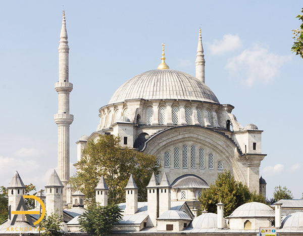 اصول معماری اسلامی