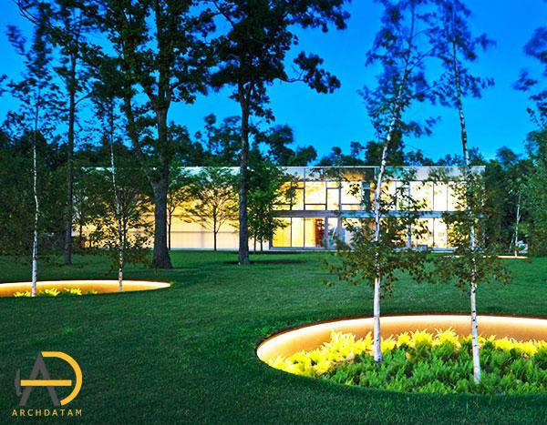 فضای سبز در معماری