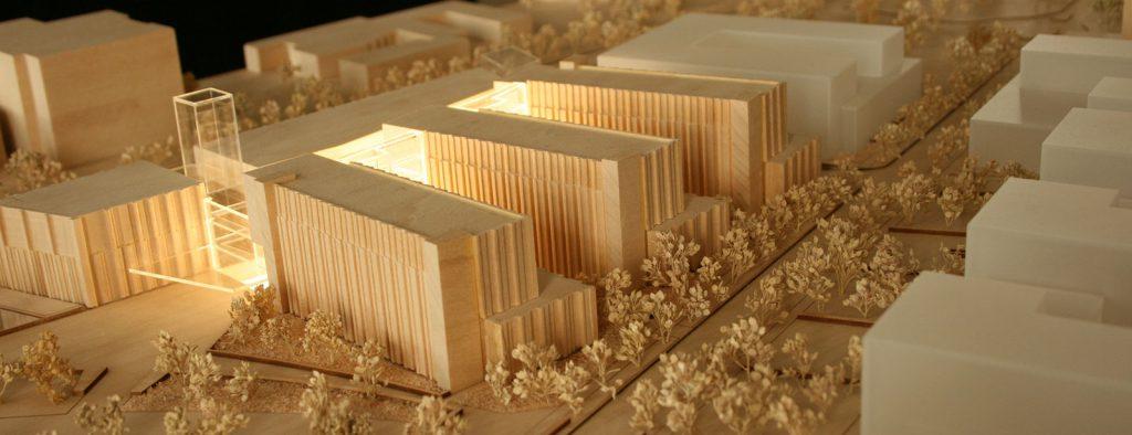 ماکت معماری ، ۹ قدم اصلی برای ماکت سازی در معماری