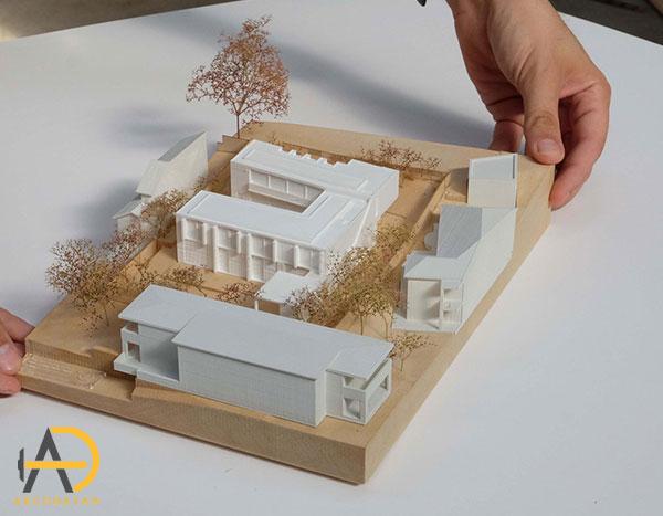 آموزش ساخت مدل سه بعدی