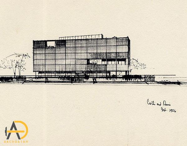 اسکیس معماری حرفهای